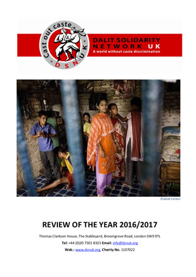 Annual Review 2016-2017