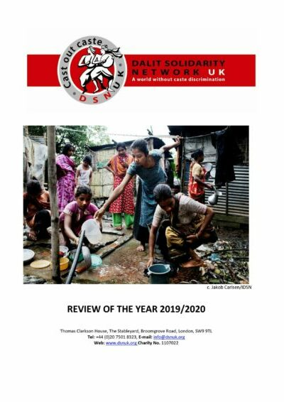 Annual Review 2019-2020